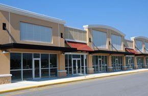 Photo of Commercial Retail Buildings