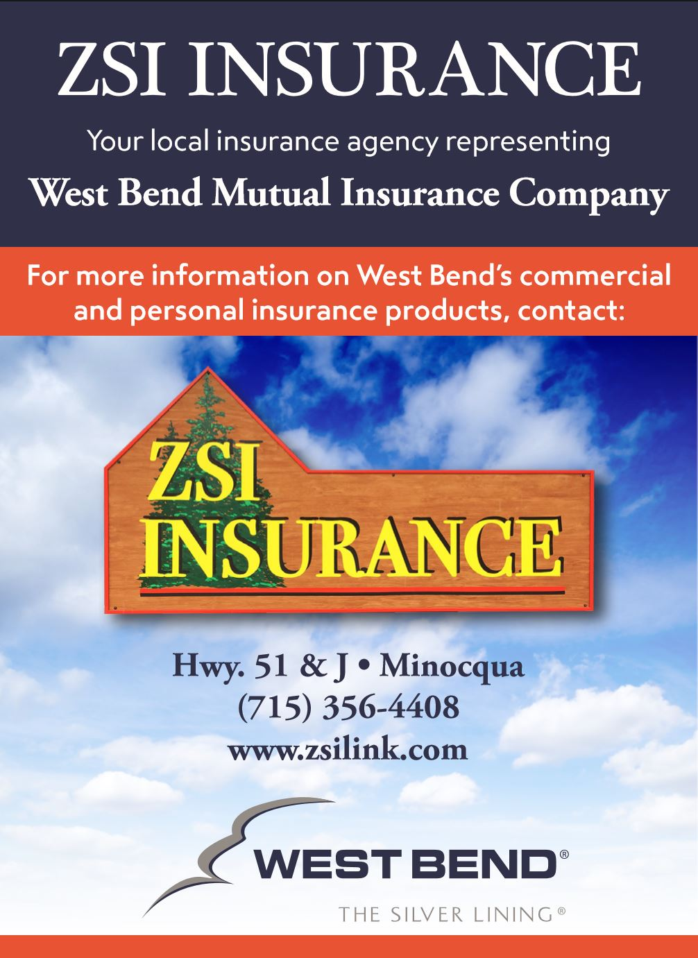 ZSI Insurance Advertisement 2017